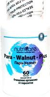 Пара-Уолнат-Плас (Para Walnut Plus), противопаразитарное средство, капсулы 60 шт.