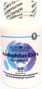 Ацидофилус-Экстра (Acidophilus Extra), капсулы 60шт.