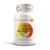 L-Аргинин TSN (L-Arginin Monohydrate), капсулы 60 шт.